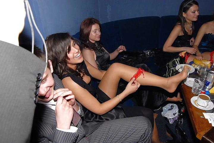 Pantyhose party videos — photo 13