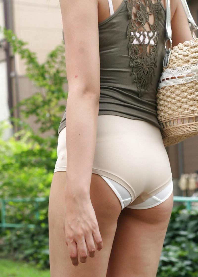 Asian Girls On Tight Panties Upskirt Voyeur Street - 230 -5190