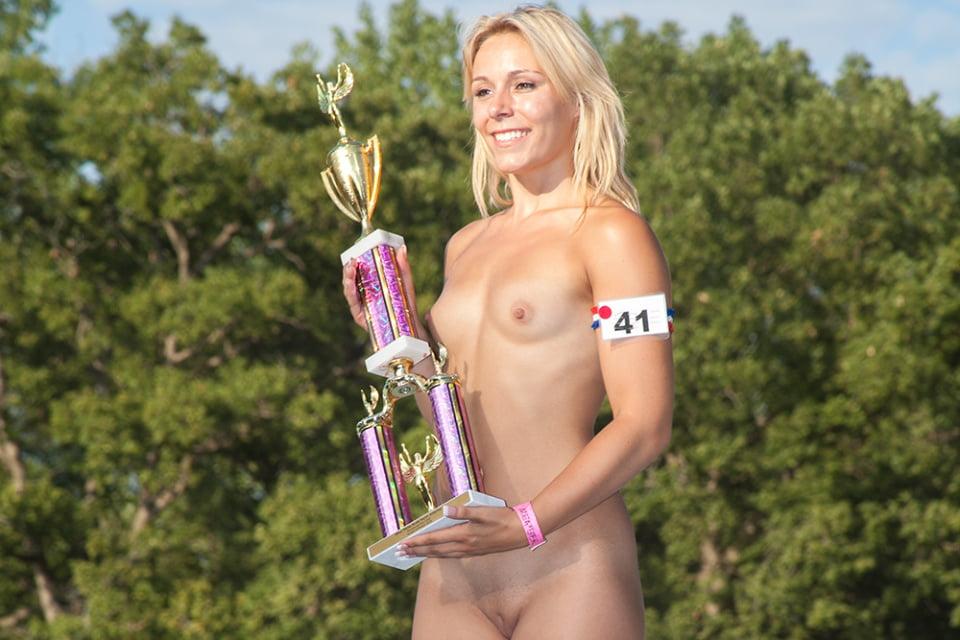 Athena Fox Miss Nude Canada