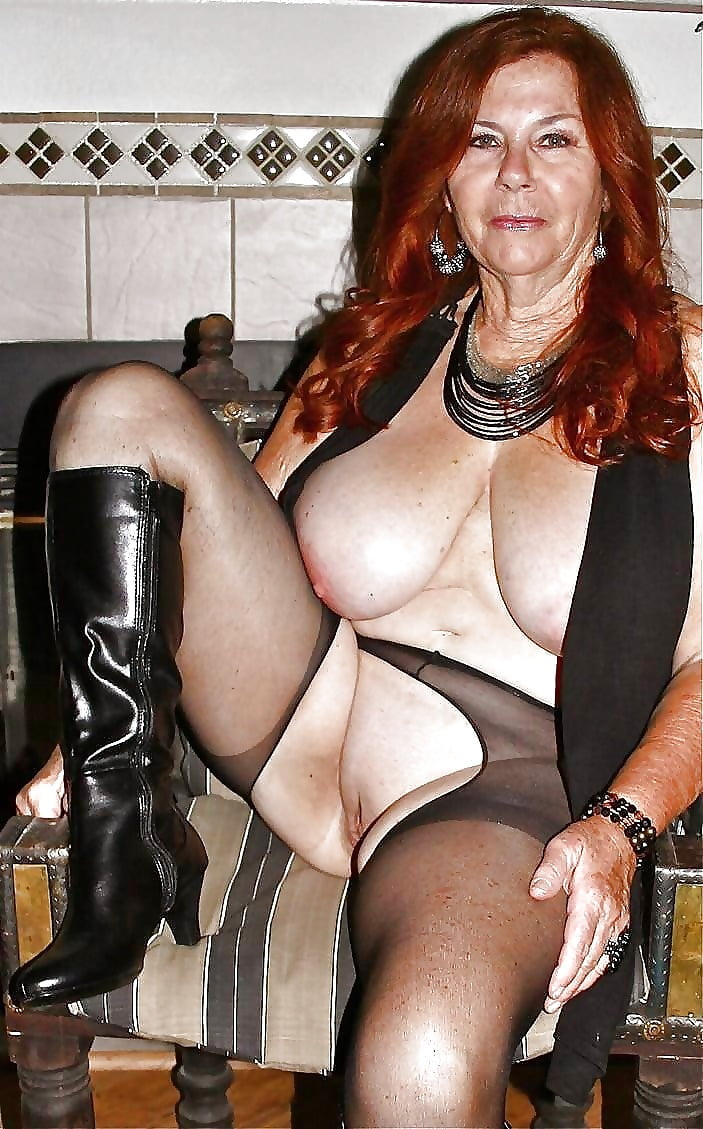 Granny Whore For You Pleasure - 7 Pics  Xhamster-3310