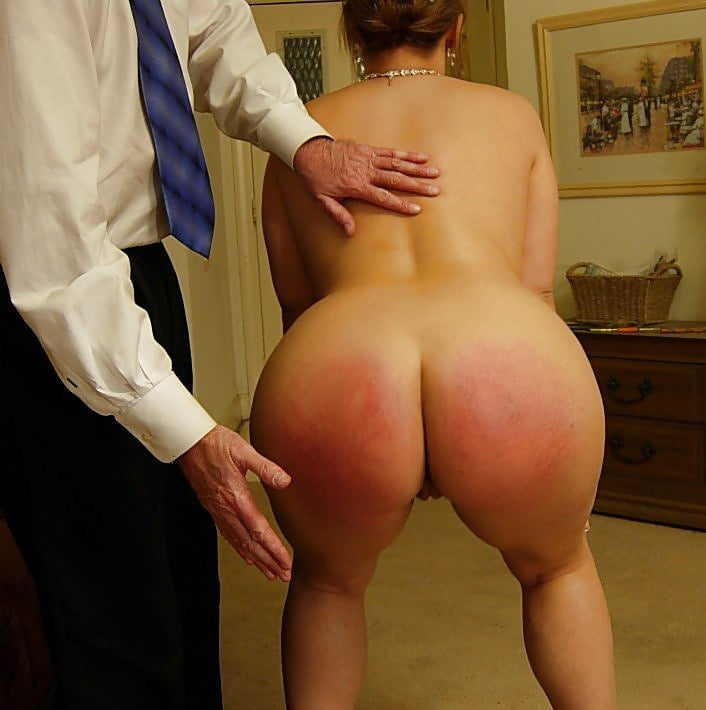 Fat wife spanking video, thanksgiving swingers party