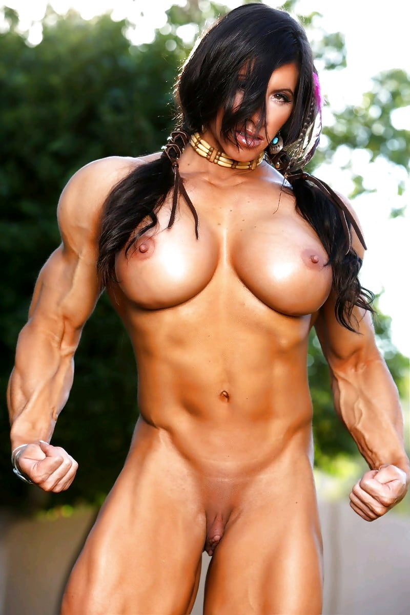 Free sex with muscle girl 15