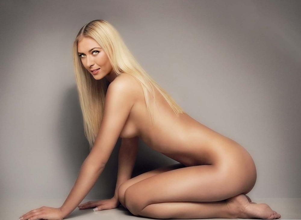 Nude photos of maria sharapova 2