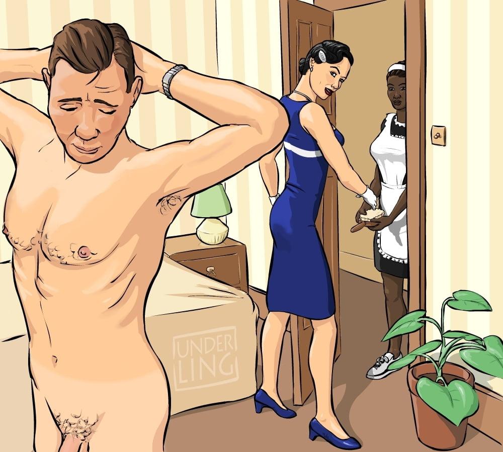 Naked cartoon house wifes #12
