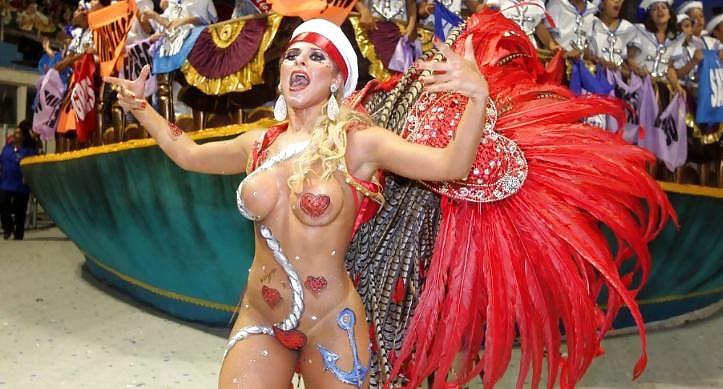 The Samba Dance