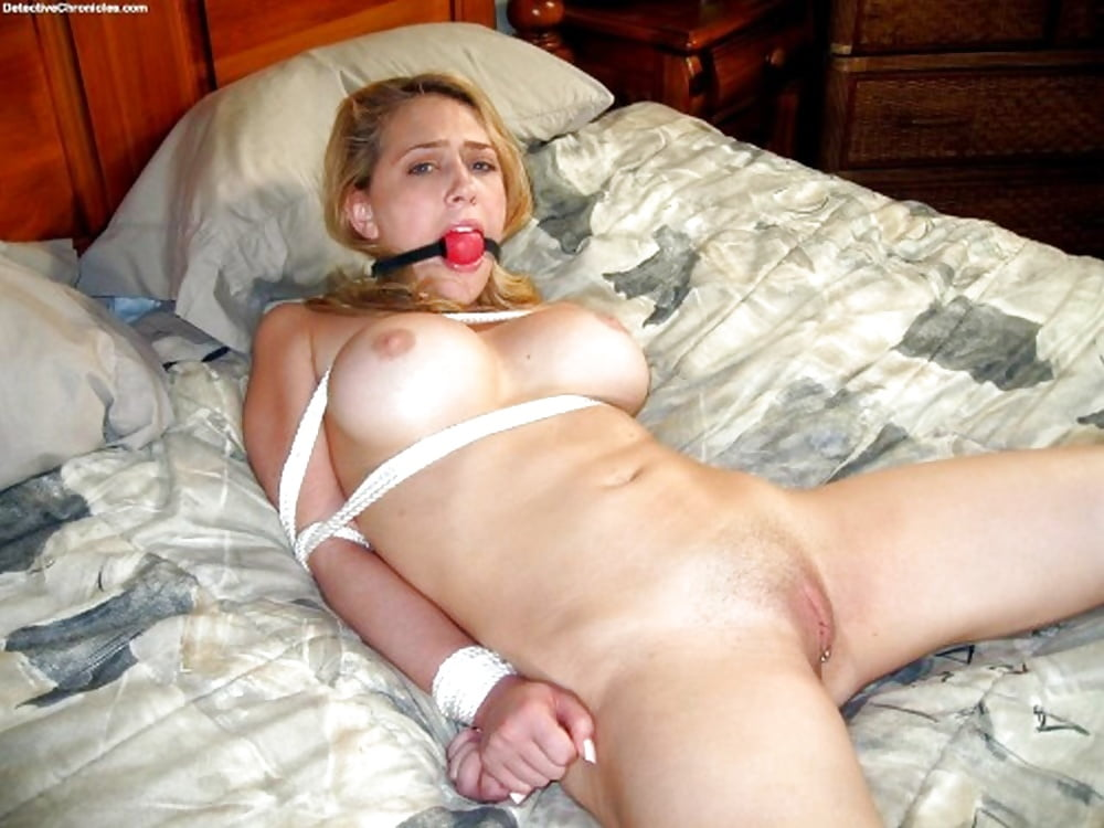 Wife tied up pics