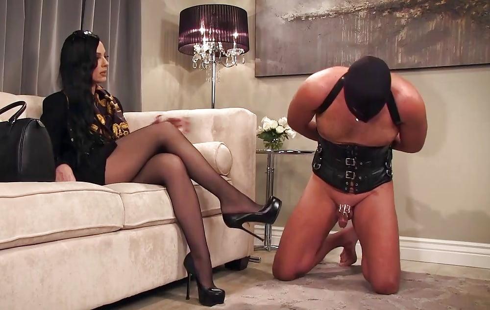 Mistress russian femdom
