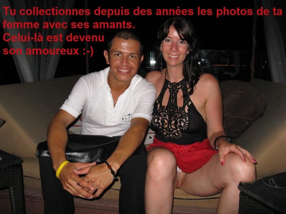 Cocu caps francais 100 (french cuckold caps) - 10 Pics
