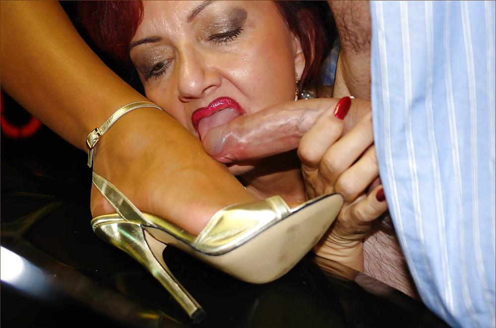 Naked sex mature lady feet worship sch