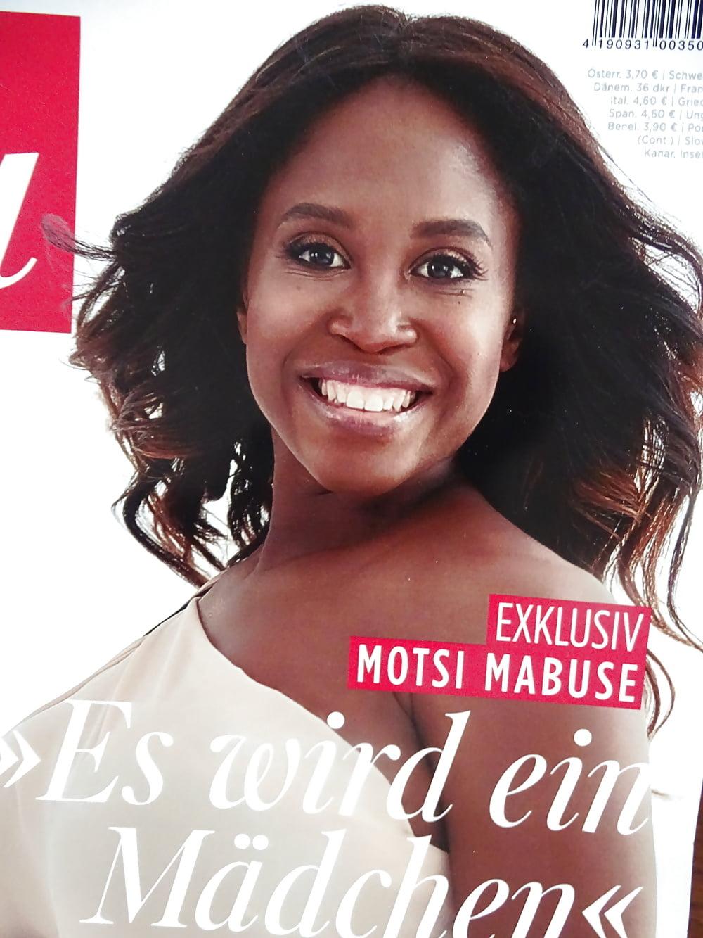 Mabuse nackt motsie Strictly: Motsi