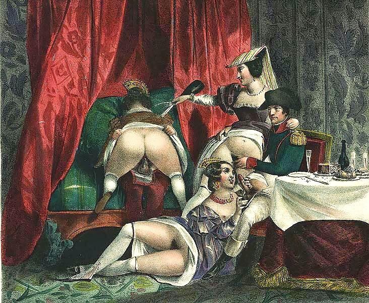 Порно в среднем веке