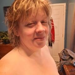 BBW Wife Shower Pics