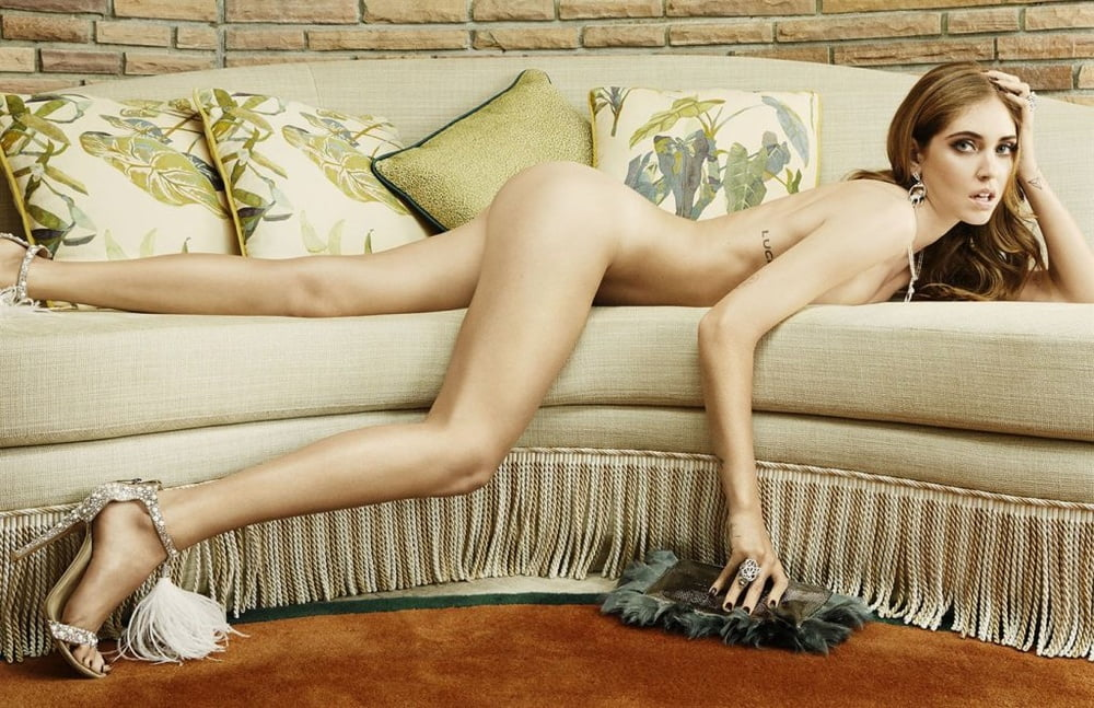 Valentina Ferragni  nackt