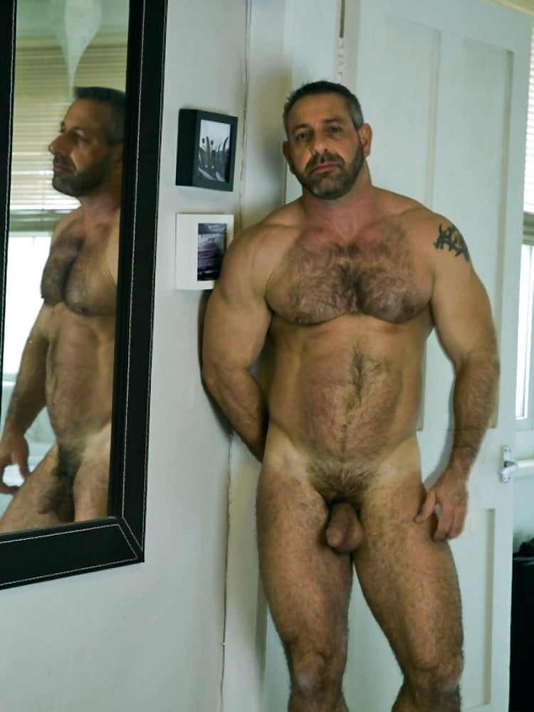 hot-sexy-mature-bear-nude-donkey-sex