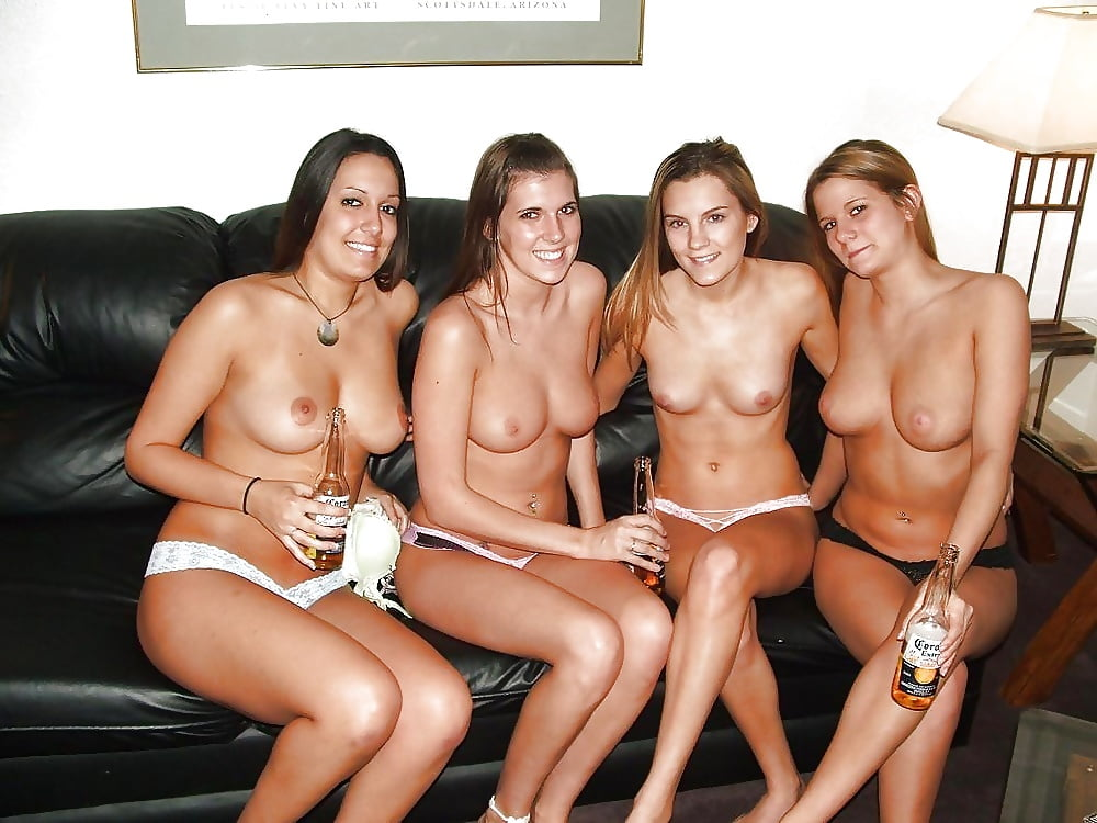 Real college girls nude