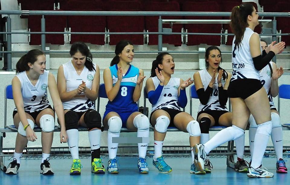 Turkish Sexy Volleyball Teen Girls Tanga Cameltoes Frikik - 72 Pics - Xhamstercom-1625