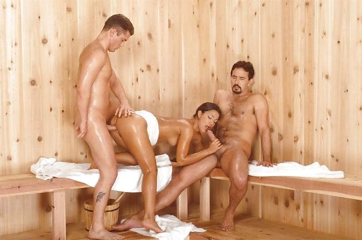 массаж волосатых девок в бане секс порно - 12