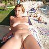 nudist wife at beach