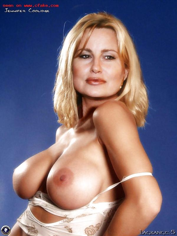 Jennifer coolidge nude fakes