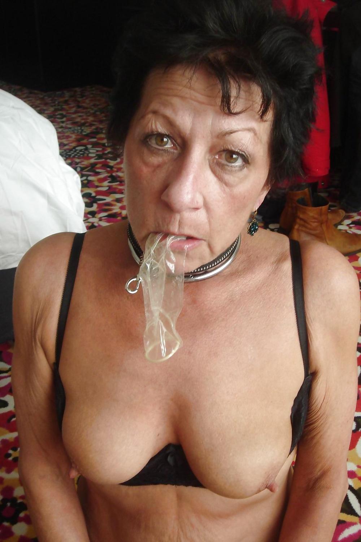 Old Granny Slut