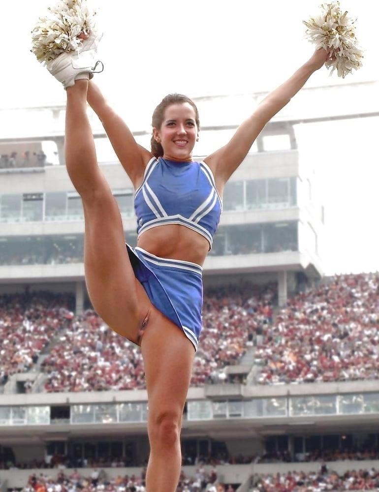 Cheerleader pussy