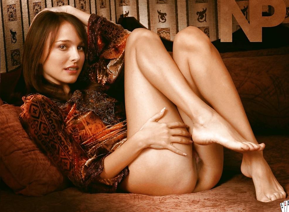 Natalie portman masturbates in scene