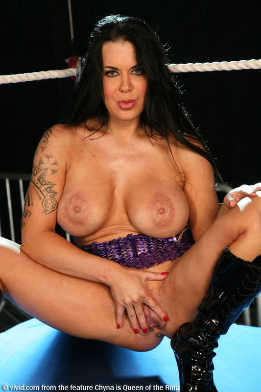 Chyna and x pac porn pics
