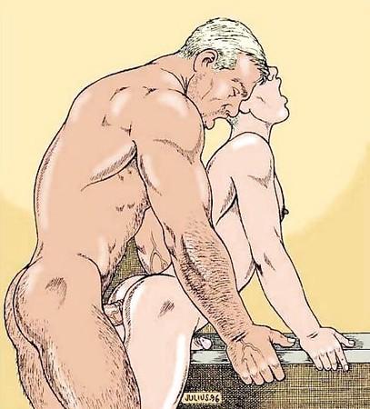 Free erotic male artwork