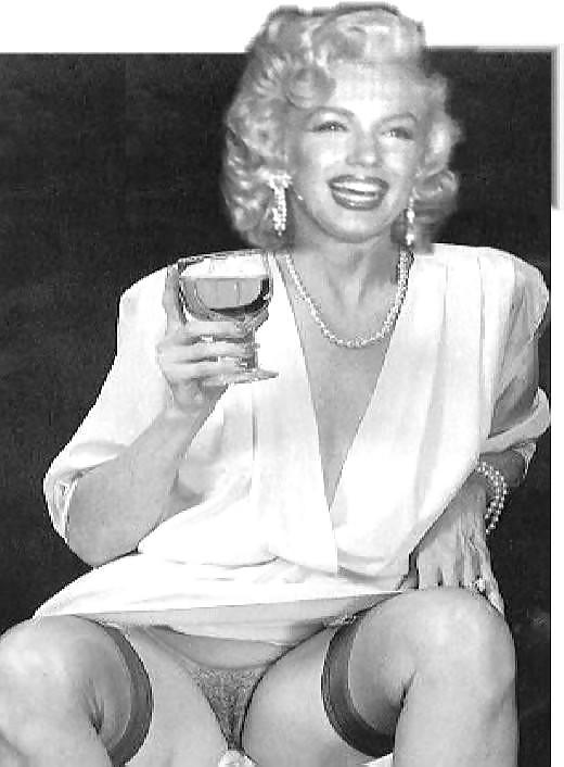 Marilyn monroe pussy shot — pic 11