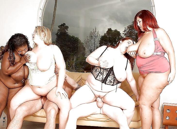 Fat orgies naked 2