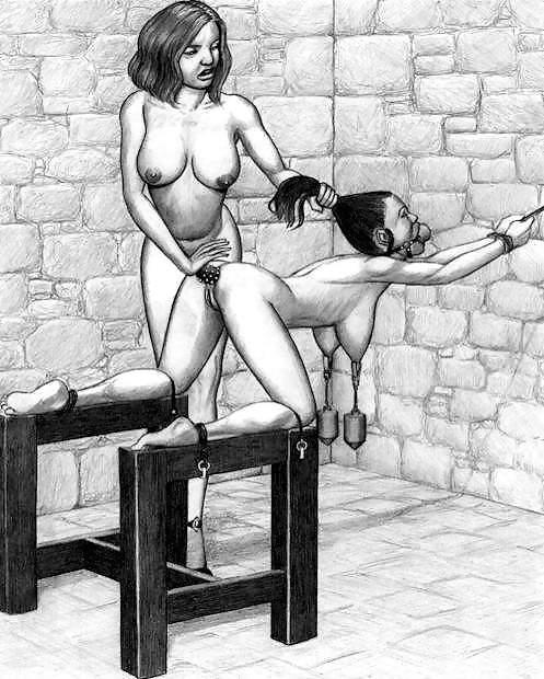 female-domination-bondage-drawings-wife