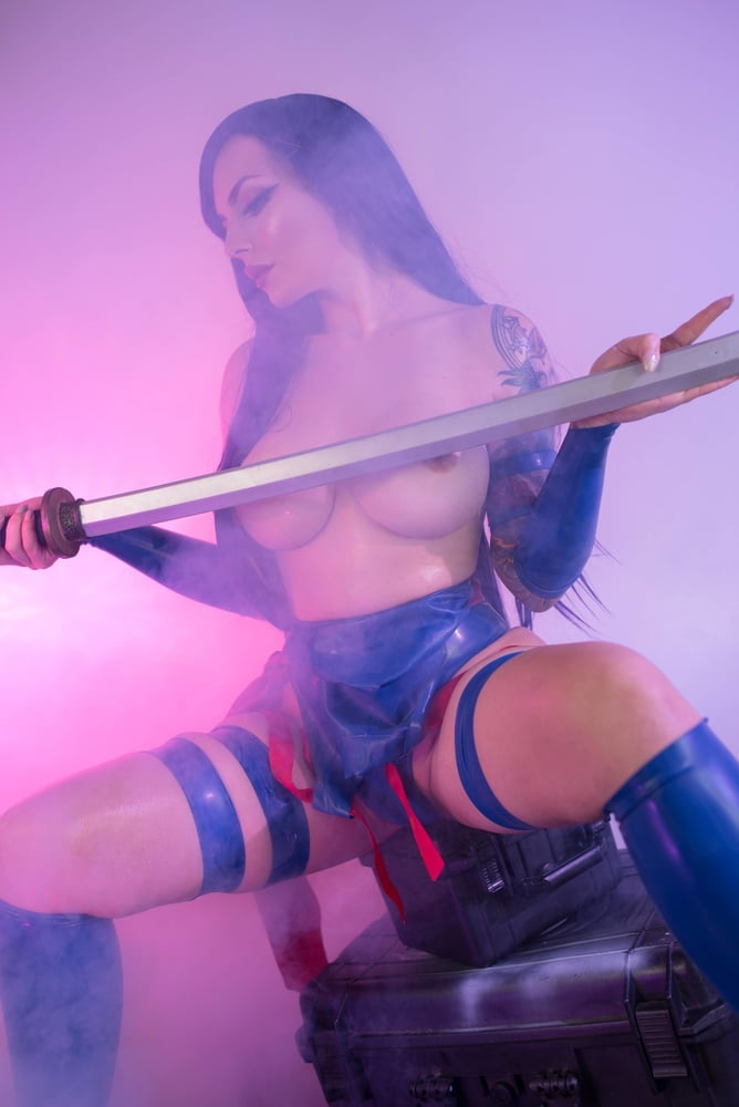 Showing Xxx Images For Psylocke Nude Cosplay Porn Xxx