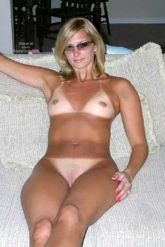Thick Wife Tan Lines