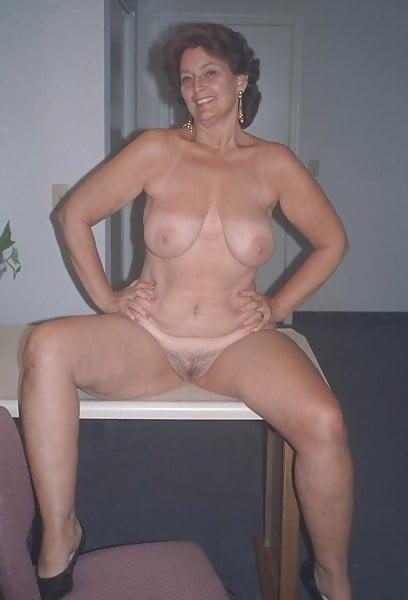 Mature nude vintage-7943