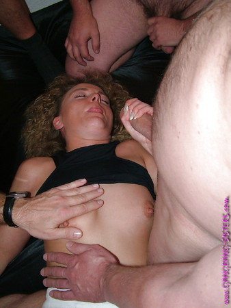 Gangbang Party Privat