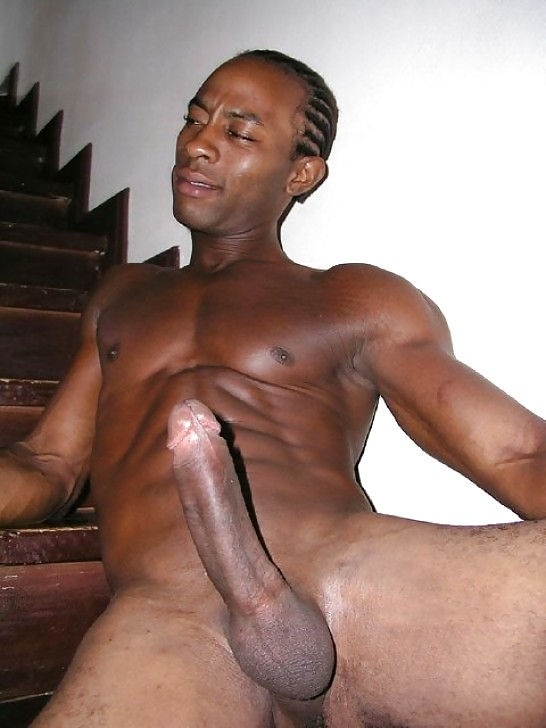 Beautiful Naked Black Men With Big Cocks