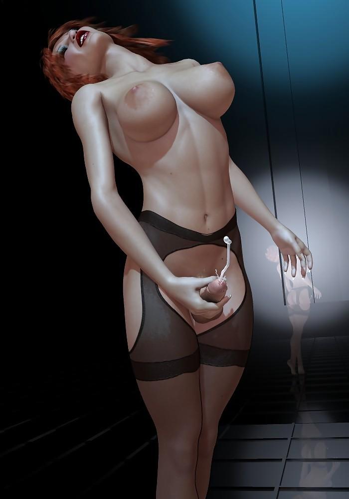 Erotic dimensions fantasy trade 1982 - 2 part 8