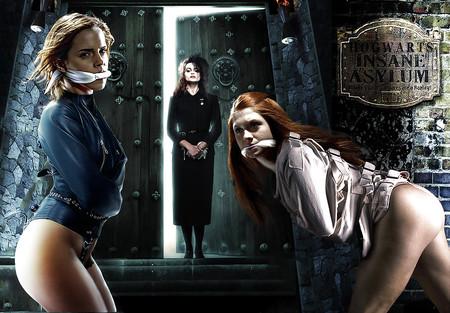 Watson bondage emma Emma Watson