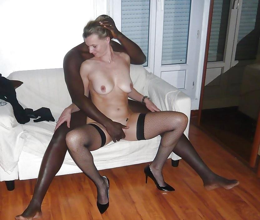 Sexy Riesenpimmel Nylon Blowjob