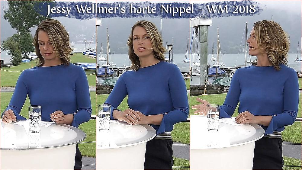 Wellmer nackt jessy Jessy Wellmer