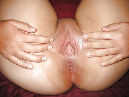 My pussy and my ass hole