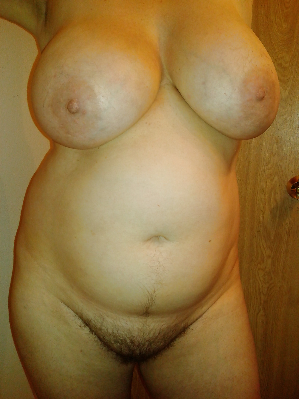 BBW MILF's Chubby Hairy Cunt and Huge Natural Busty 40F Tits - 9 Pics -  xHamster.com