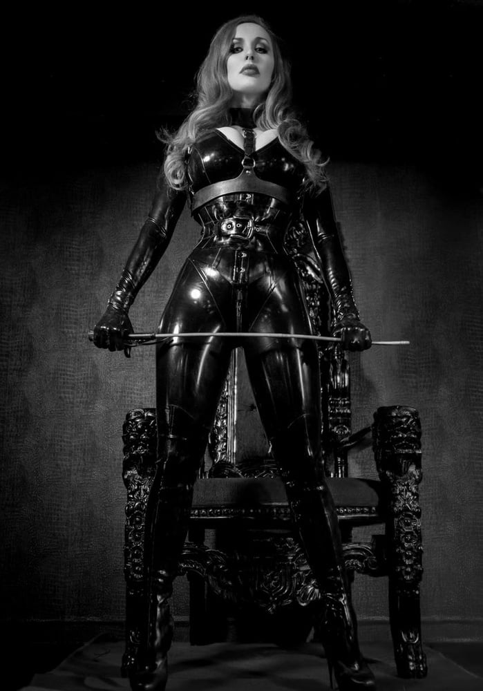 Smother Harness Female Domination World