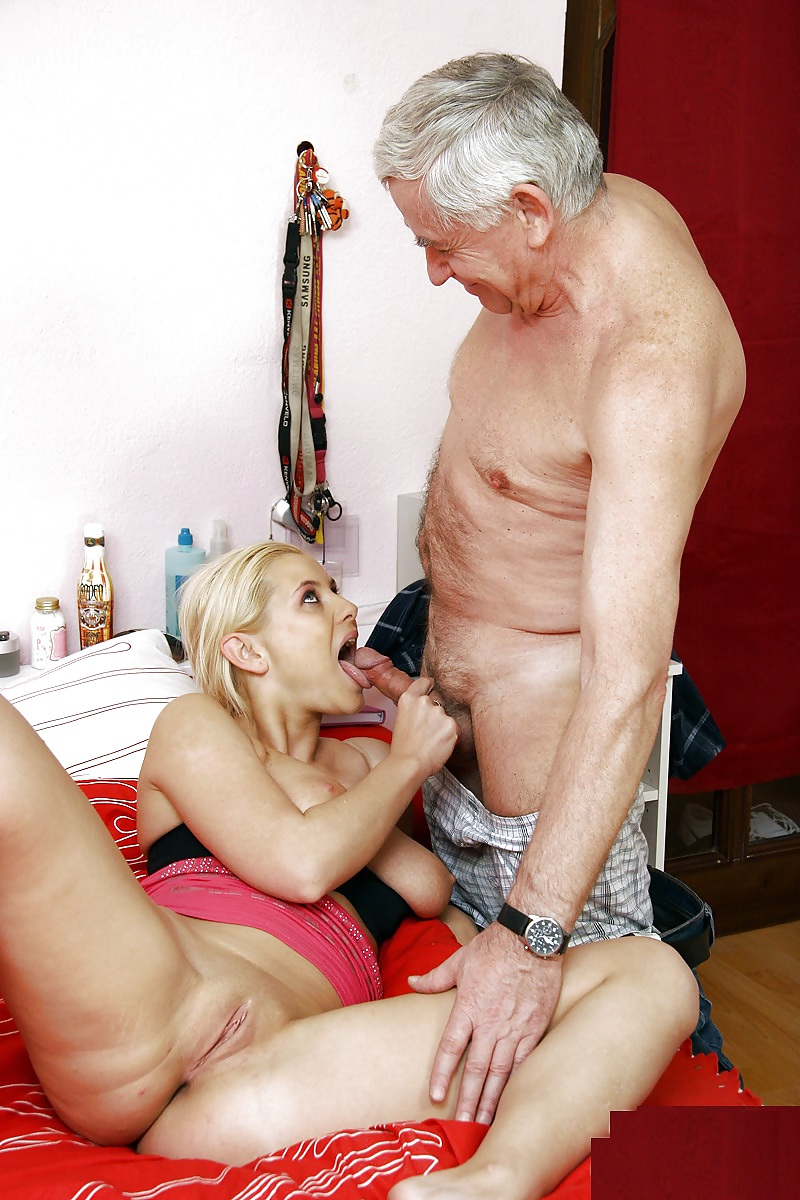 Old man young women porn — 14