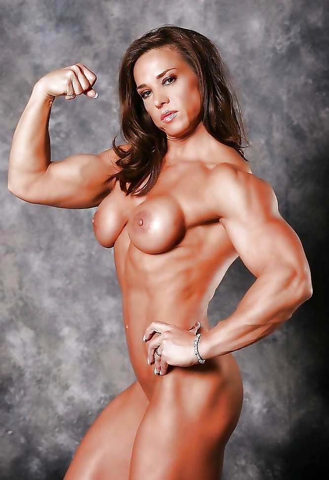 Ugly Muscled Bodybuilder Female