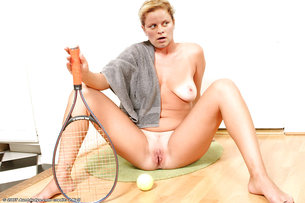 Naked kim clijsters, massage table porn video free