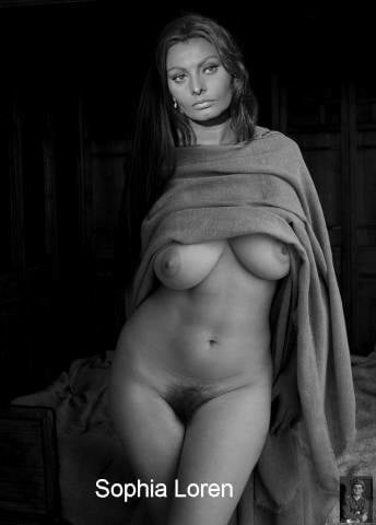Nackt Sophia Loren  Sophia Loren
