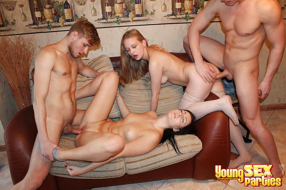 Порно Фото Группа Молодые