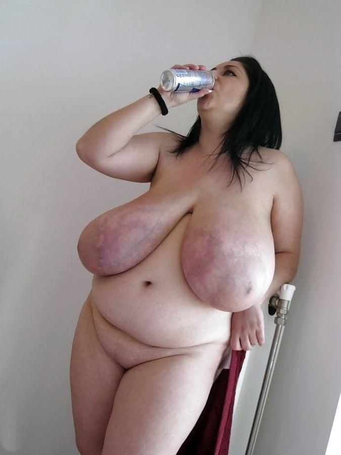 Толстая огромная грудь фото