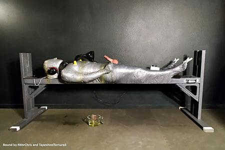 Mummified Bondage